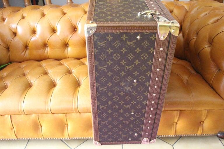 Louis Vuitton Suitcase, Alzer 80 Louis Vuitton Suitcase,Large Vuitton Suitcase For Sale 6