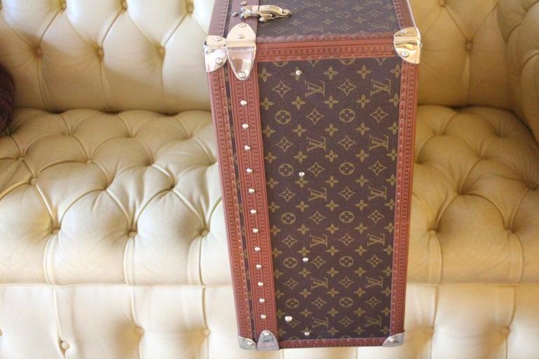 Louis Vuitton Suitcase, Alzer 80 Louis Vuitton Suitcase,Large Vuitton Suitcase For Sale 5