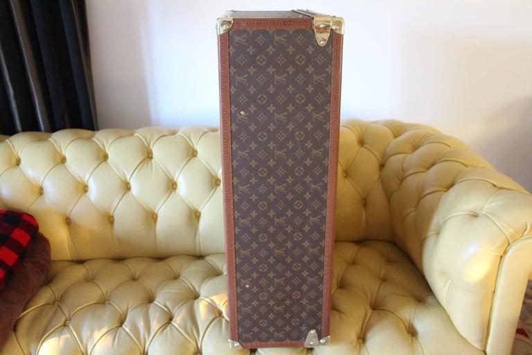 Louis Vuitton Suitcase, Alzer 80 Louis Vuitton Suitcase,Large Vuitton Suitcase For Sale 7