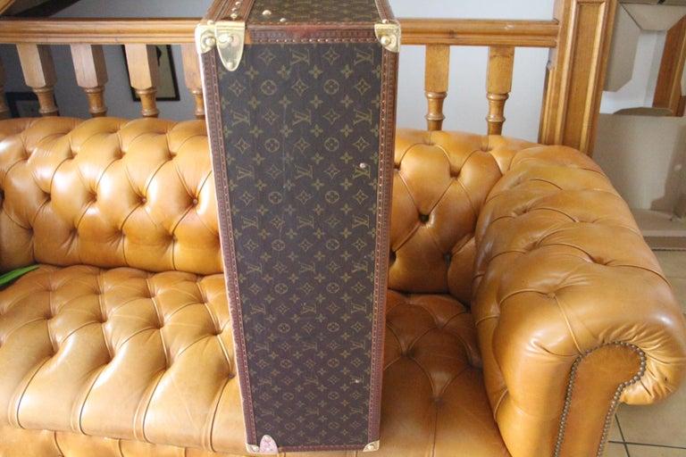 Louis Vuitton Suitcase, Alzer 80 Louis Vuitton Suitcase,Large Vuitton Suitcase For Sale 10