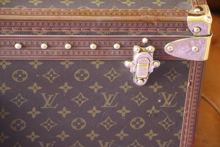 Women's or Men's  Louis Vuitton Suitcase, Alzer 80 Louis Vuitton Suitcase,Large Vuitton Suitcase For Sale