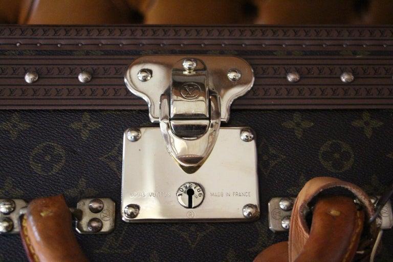 Louis Vuitton Suitcase, Alzer 80 Louis Vuitton Suitcase,Large Vuitton Suitcase For Sale 1