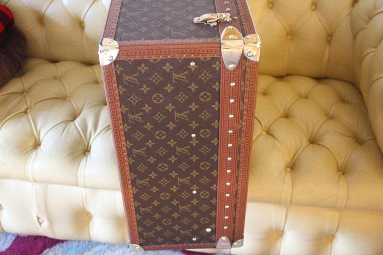 Louis Vuitton Suitcase, Alzer 80 Louis Vuitton Suitcase,Large Vuitton Suitcase For Sale 3