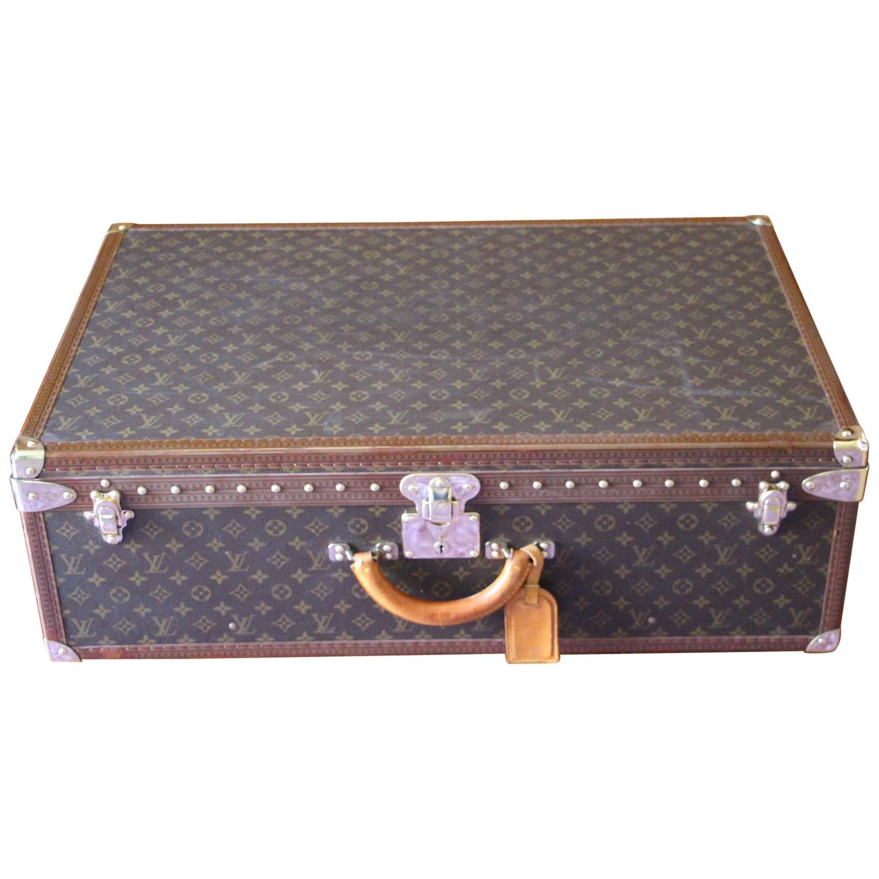 Louis Vuitton Suitcase, Alzer 80 Louis Vuitton Suitcase,Large Vuitton Suitcase