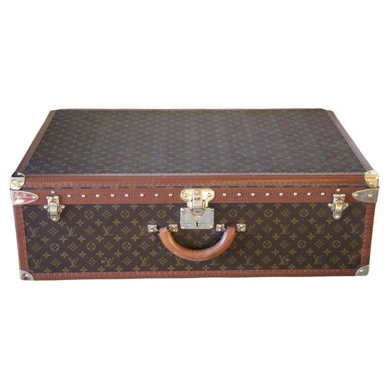 Louis Vuitton Suitcase, Alzer 80 Louis Vuitton Suitcase,Large Vuitton Suitcase For Sale