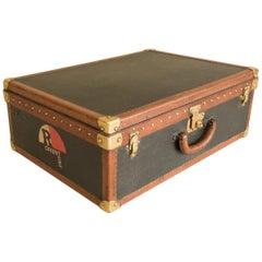 Louis Vuitton Suitcase, circa 1925