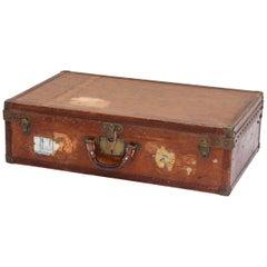 Louis Vuitton Suitcase, circa 1960s