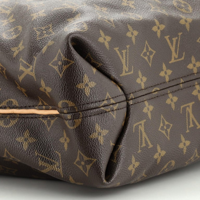 Louis Vuitton Sully Handbag For Sale 2