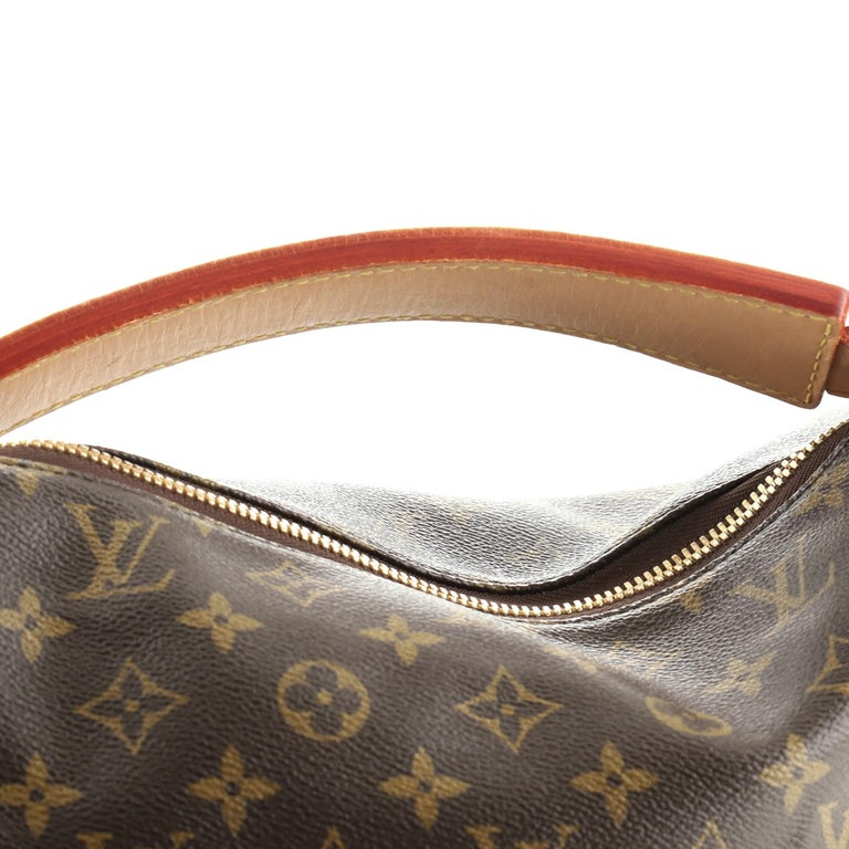Louis Vuitton Sully Handbag For Sale 3
