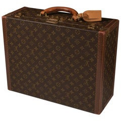 Louis Vuitton 'Super President' LV Monogram Attaché Case, circa 1995