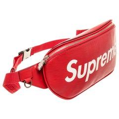Louis Vuitton Supreme Bum Bag