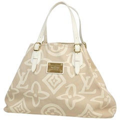 LOUIS VUITTON Tahitiennes GM Womens tote bag M95675 Sable