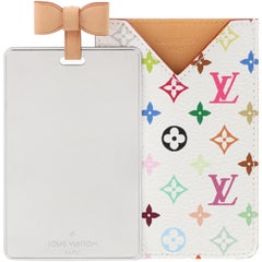LOUIS VUITTON Takashi Murakami Limited Edition Multicolore Monogram Mirror NIB