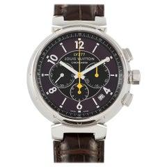 Louis Vuitton Tambour Automatic Chronograph Watch LV277