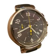 Louis Vuitton Tambour Chronograph Automatic Men's Watch