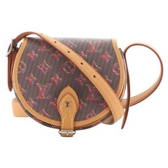 Louis Vuitton Tambourin NM Handbag Damier Monogram LV Pop Canvas