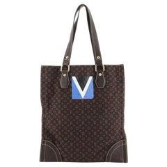Louis Vuitton Tanger Sac Plat Mini Lin