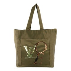 Louis Vuitton That's Love Tote Satin MM