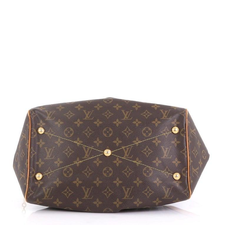 Louis Vuitton Tivoli Handbag Monogram Canvas GM In Good Condition In New York, NY