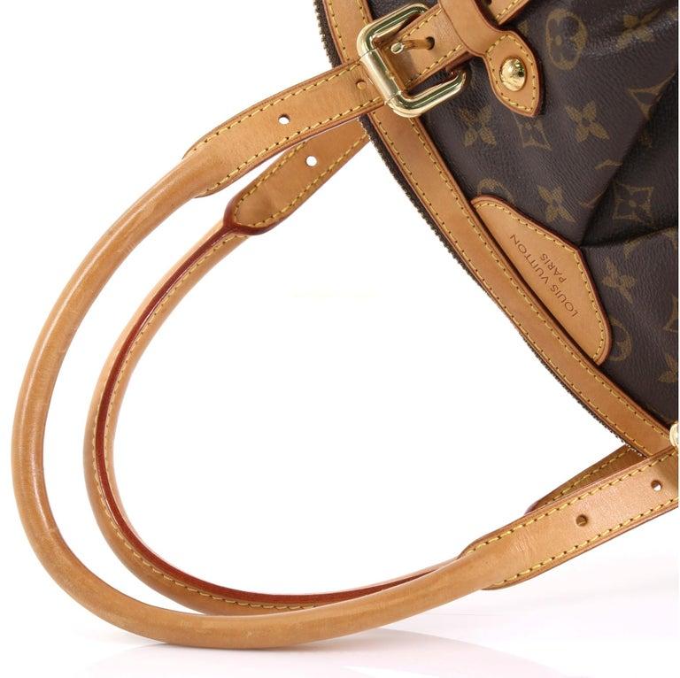 Women's or Men's Louis Vuitton Tivoli Handbag Monogram Canvas GM