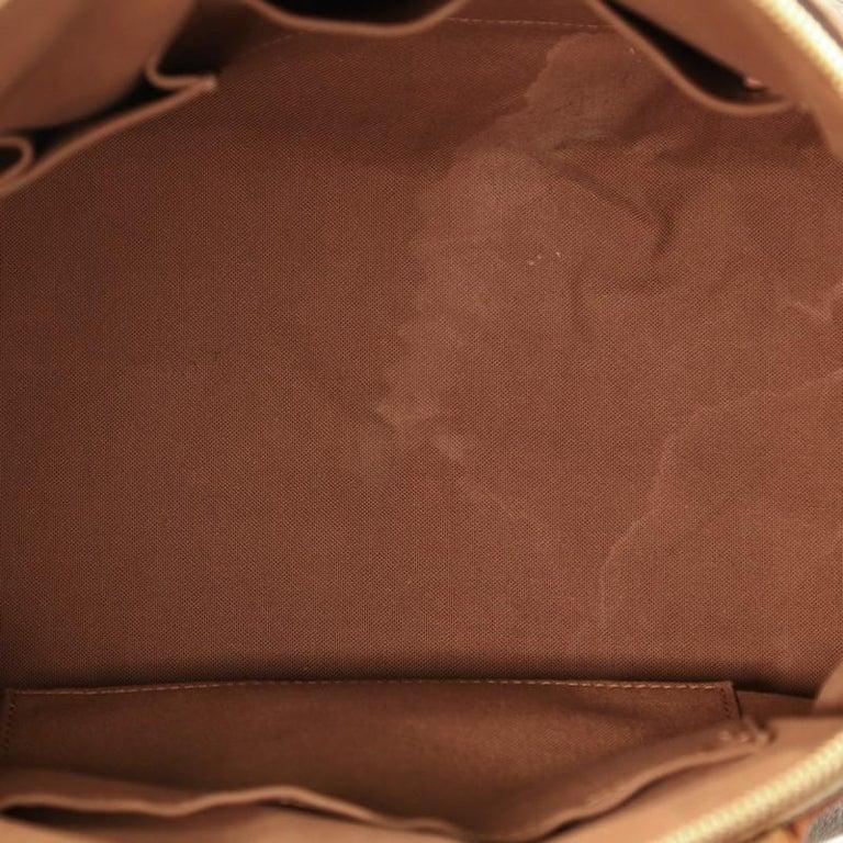 Louis Vuitton Tivoli Handbag Monogram Canvas GM For Sale 1