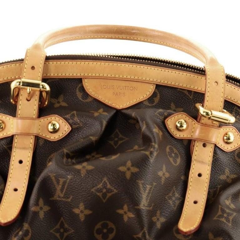 Louis Vuitton Tivoli Handbag Monogram Canvas GM For Sale 2
