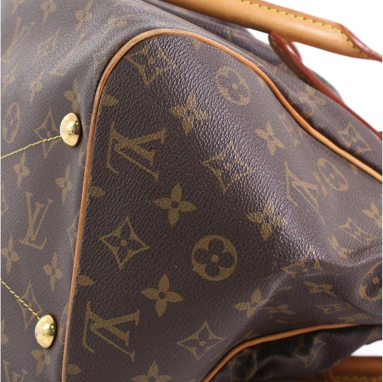 Louis Vuitton Tivoli Handbag Monogram Canvas GM 2