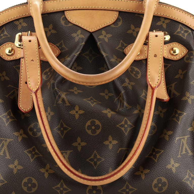 Louis Vuitton Tivoli Handbag Monogram Canvas GM For Sale 3