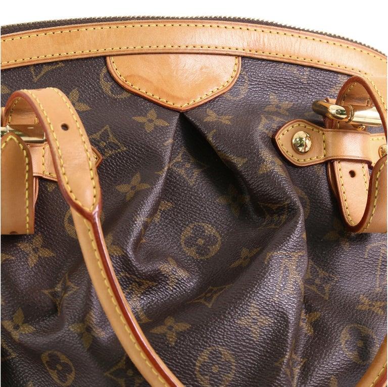 Louis Vuitton Tivoli Handbag Monogram Canvas GM 3