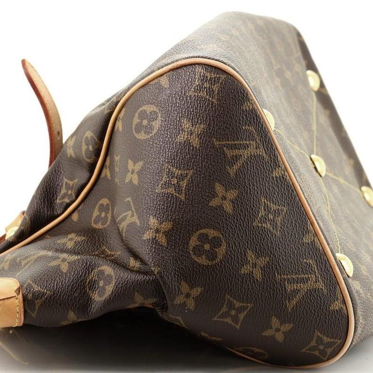 Louis Vuitton Tivoli Handbag Monogram Canvas GM For Sale 5