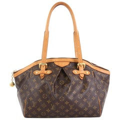 Louis Vuitton Tivoli Handbag Monogram Canvas GM
