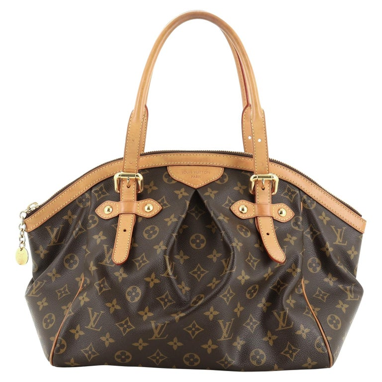 Louis Vuitton Tivoli Handbag Monogram Canvas GM For Sale