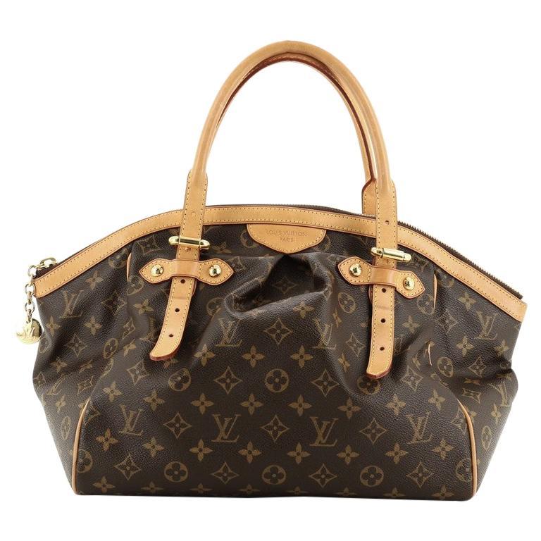Louis Vuitton Tivoli Handbag Monogram Canvas GM For Sale