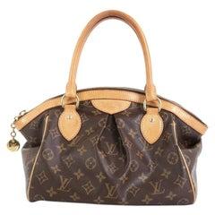 Louis Vuitton Tivoli Handbag Monogram Canvas PM