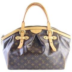 Louis Vuitton Tivoli Monogram Gm 3lr0621 Brown Coated Canvas Shoulder Bag