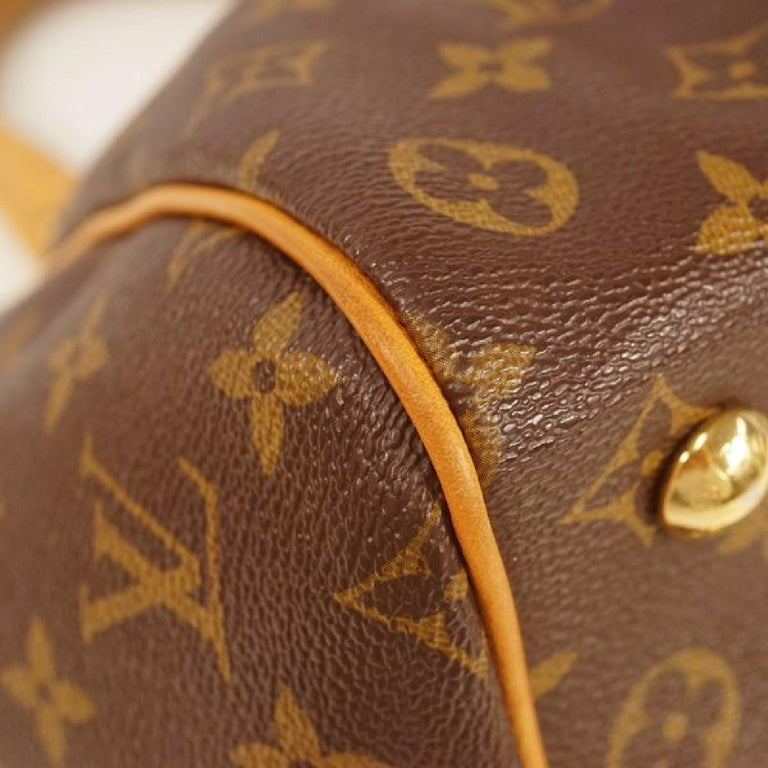 Women's LOUIS VUITTON Tivoli PM Womens handbag M40143 For Sale