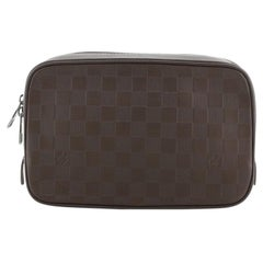 Louis Vuitton Toiletry Pouch Damier Infini Leather GM