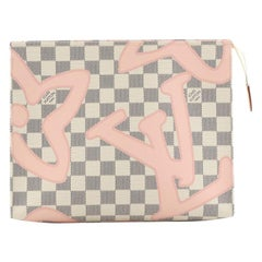 Louis Vuitton Toiletry Pouch Limited Edition Damier Tahitienne 26