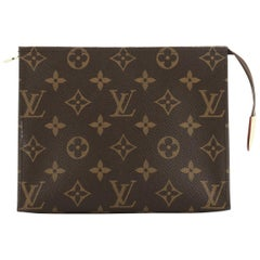 Louis Vuitton Toiletry Pouch Monogram Canvas 19