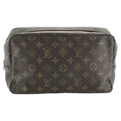 Louis Vuitton Toiletry Pouch Monogram Canvas GM