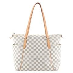 Louis Vuitton Totally Handbag Damier MM