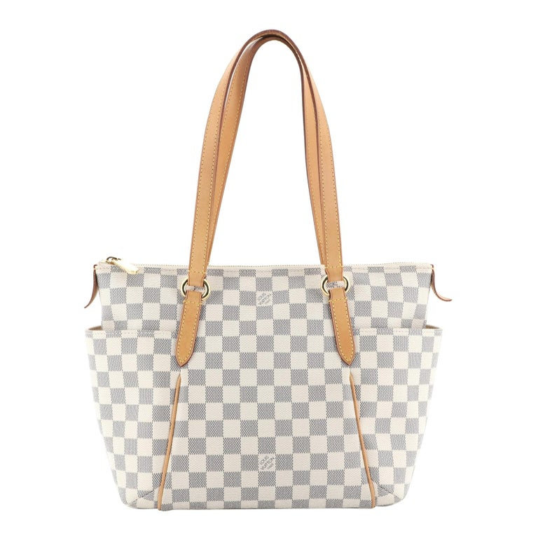 Louis Vuitton Totally Handbag Damier PM  For Sale