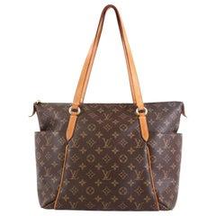 Louis Vuitton Totally Handbag Monogram Canvas