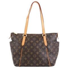 Louis Vuitton Totally Handbag Monogram Canvas PM