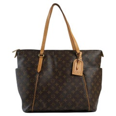LOUIS VUITTON Totally Shoulder bag in Brown Canvas