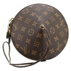Louis Vuitton Toupie Handbag Monogram Canvas