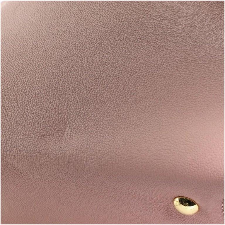 Louis Vuitton Tournon Handbag Leather For Sale 2