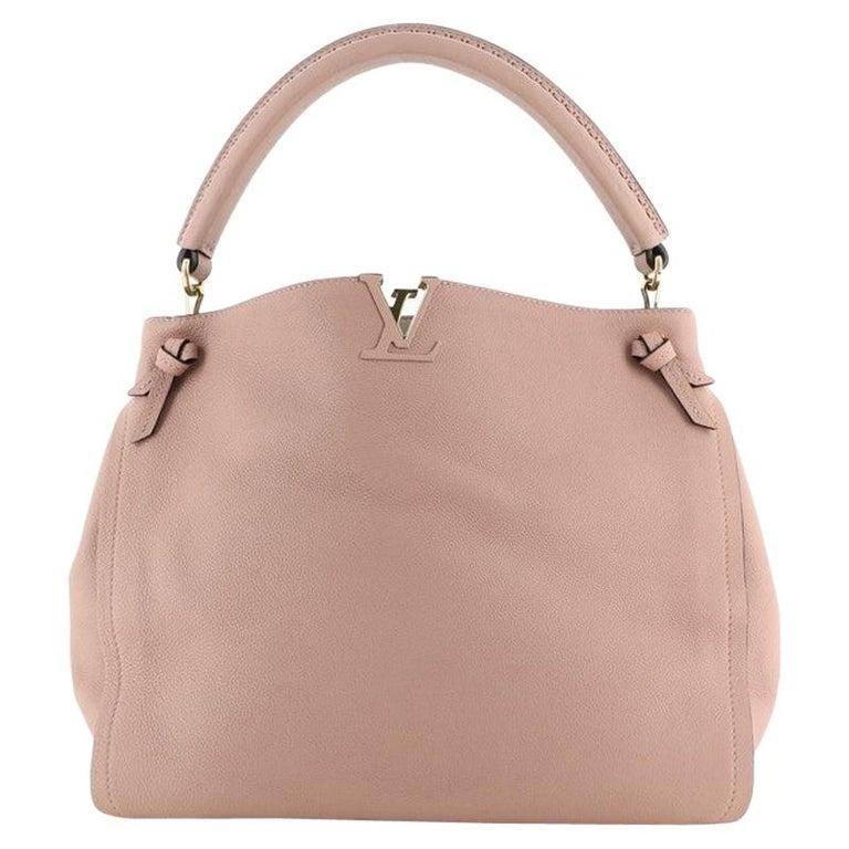 Louis Vuitton Tournon Handbag Leather For Sale