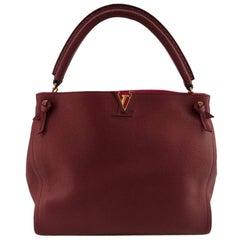 LOUIS VUITTON Tournon Shoulder bag in Pink Leather