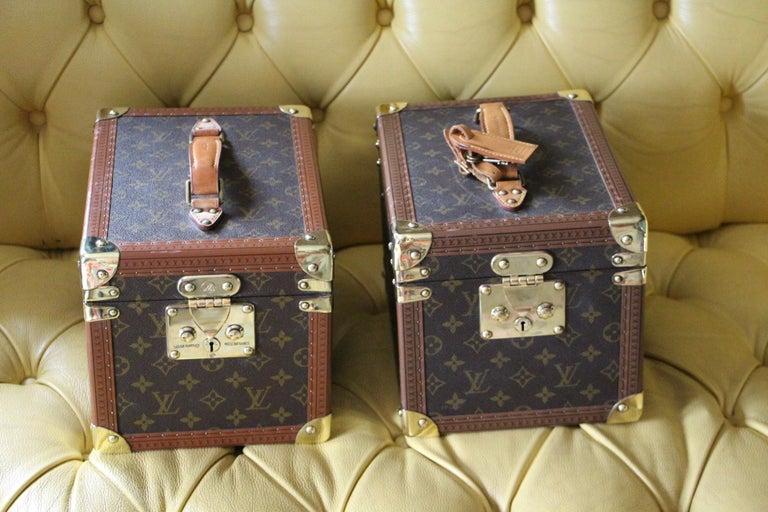 Louis Vuitton Train Case, Louis Vuitton Beauty Case For Sale 11
